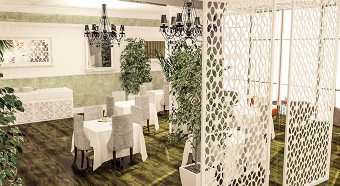 Qualche idea per allestire una sala ristorante for Arredamento cucina ristorante