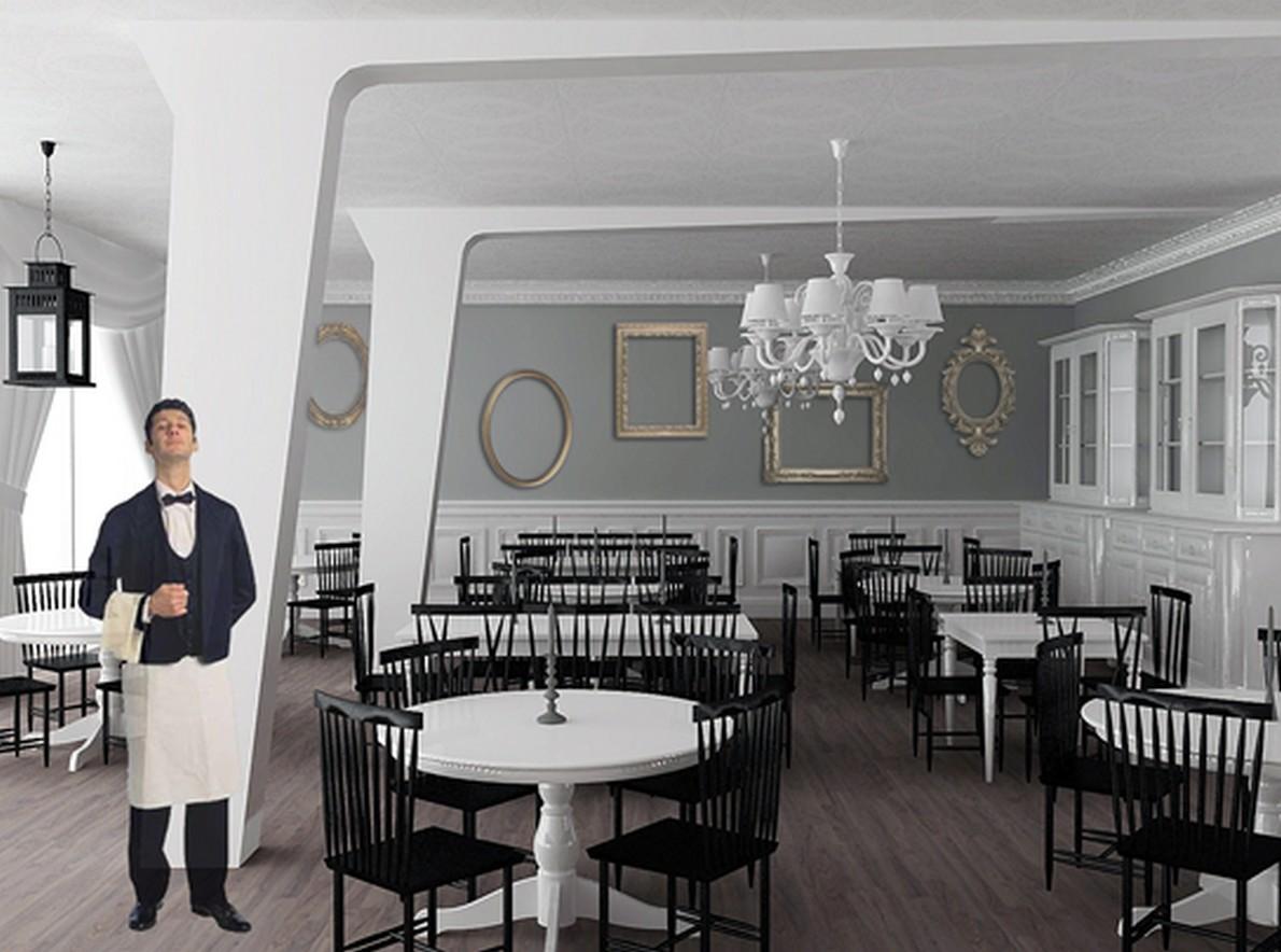 Qualche idea per allestire una sala ristorante for Idee di design semplice casa