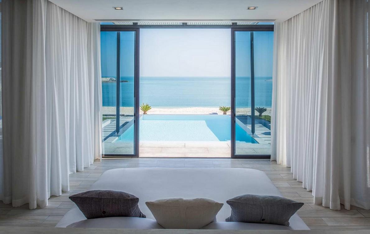 L'hotel di lusso negli Emirati Arabi