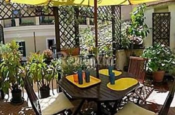 Casa vacanze con terrazzo a Roma
