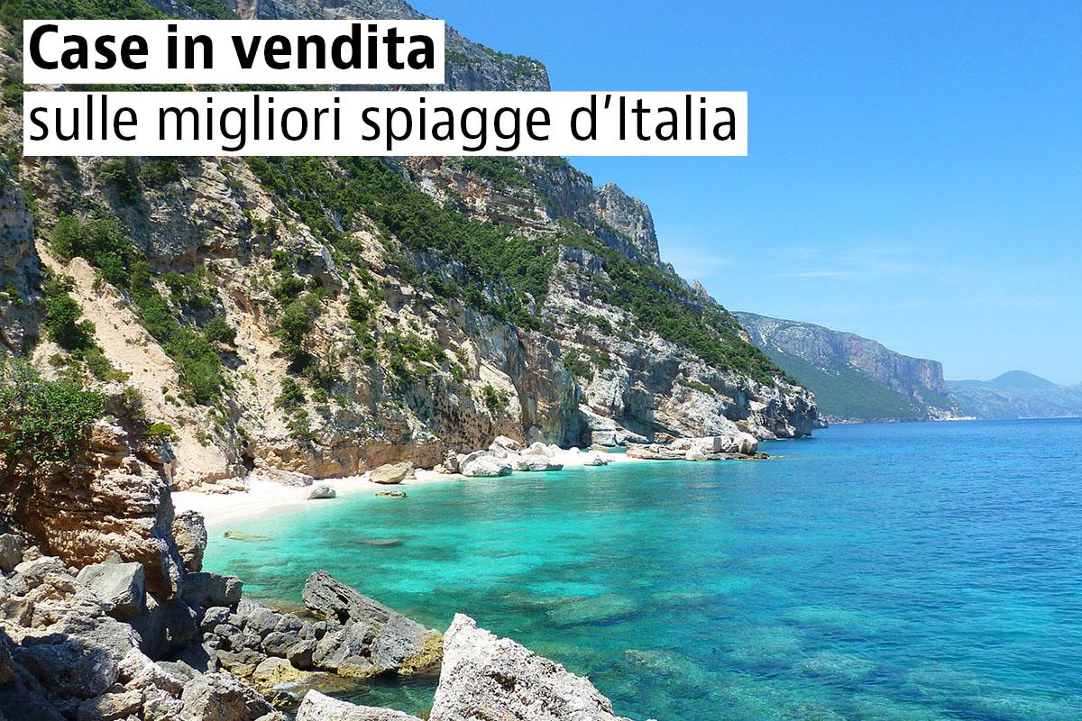 Case al mare in vendita idealista news for Case in vendita via sardegna milano