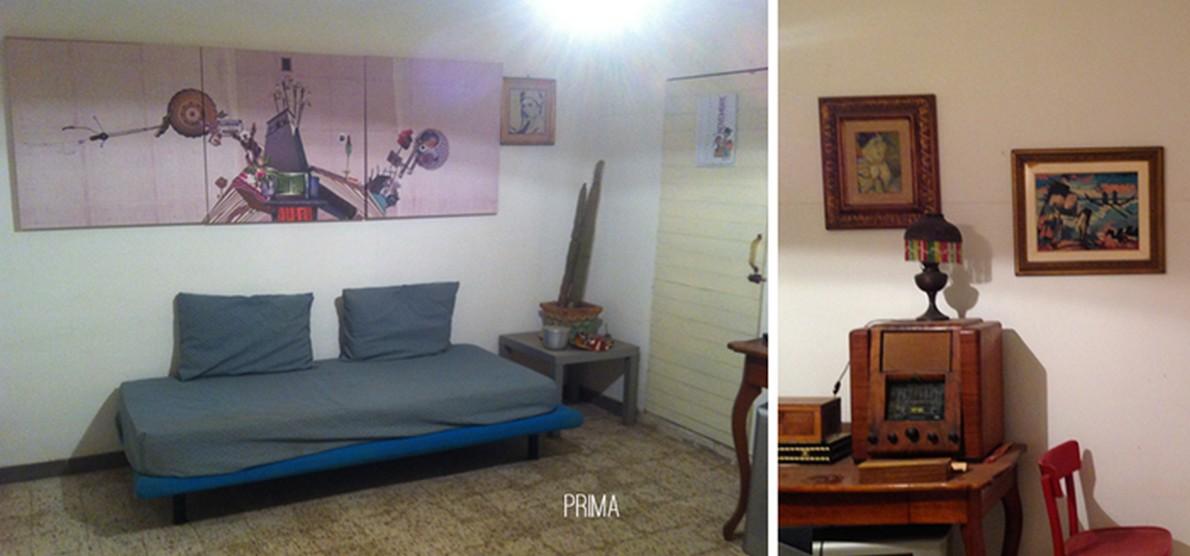 idee per rinnovare soggiorno
