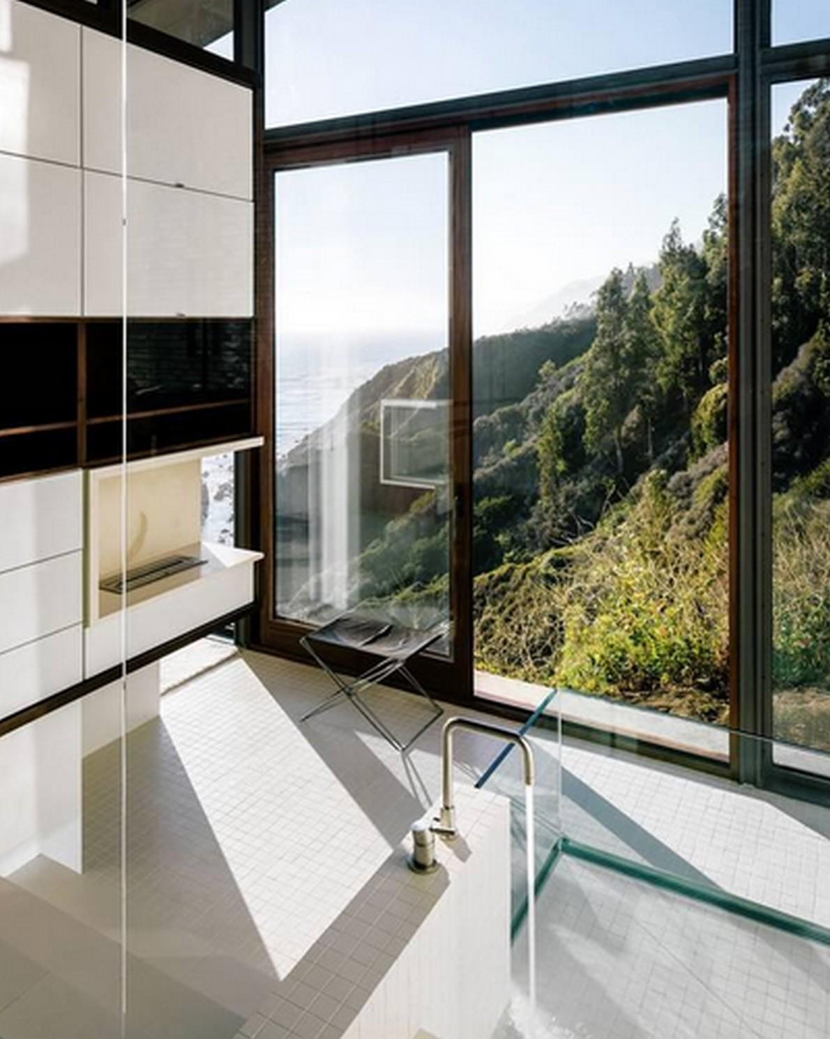 Arredamento moderno per il bagno