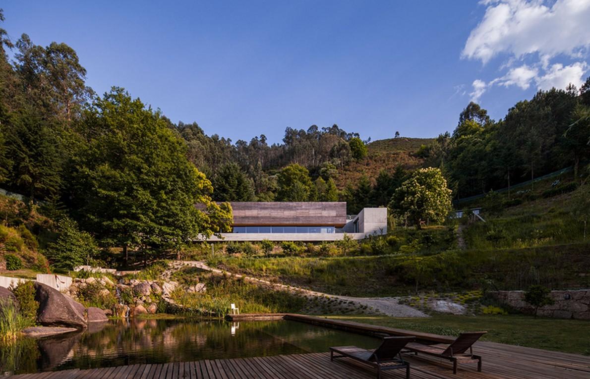 Casa nel parco nazionale di Peneda Geres