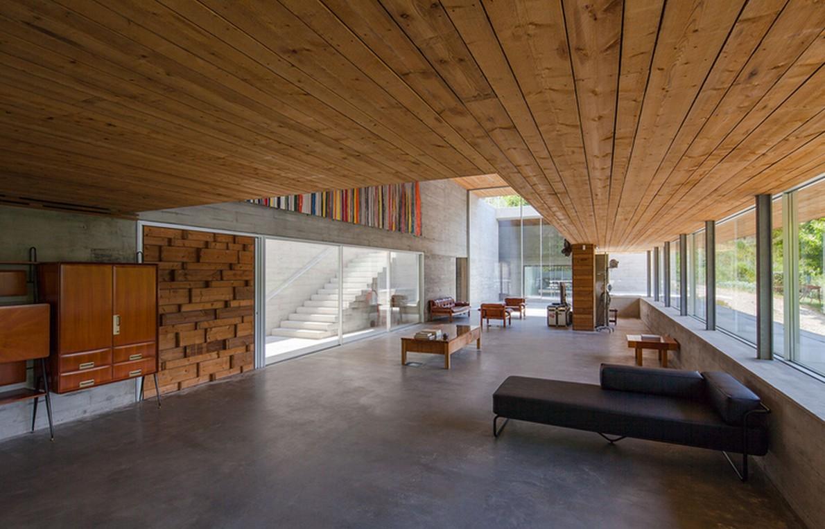 Casa progettata dallo studio di architetti Carvalho Araujo
