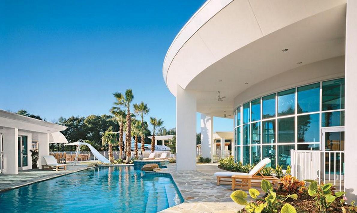 La casa di John Travolta in Florida