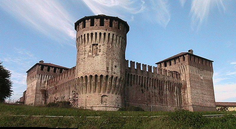 Castello di Soncino foto