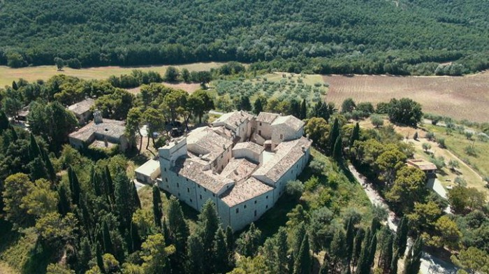 Todi, Castello di Petroro