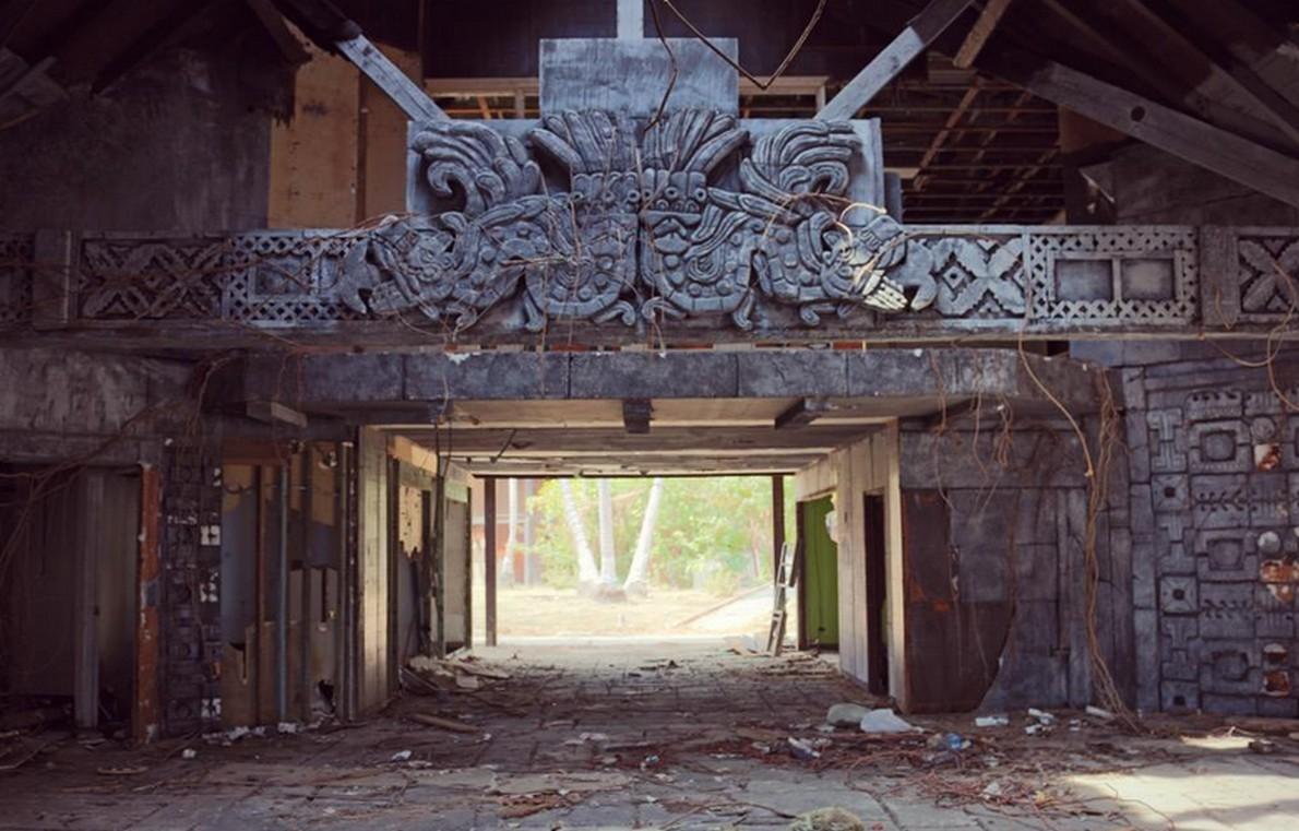 Resort abbandonato a Panama