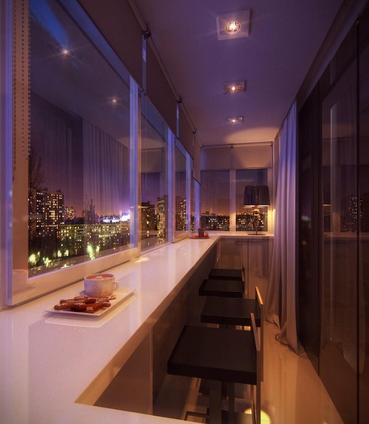 Idee arredamento per balconi