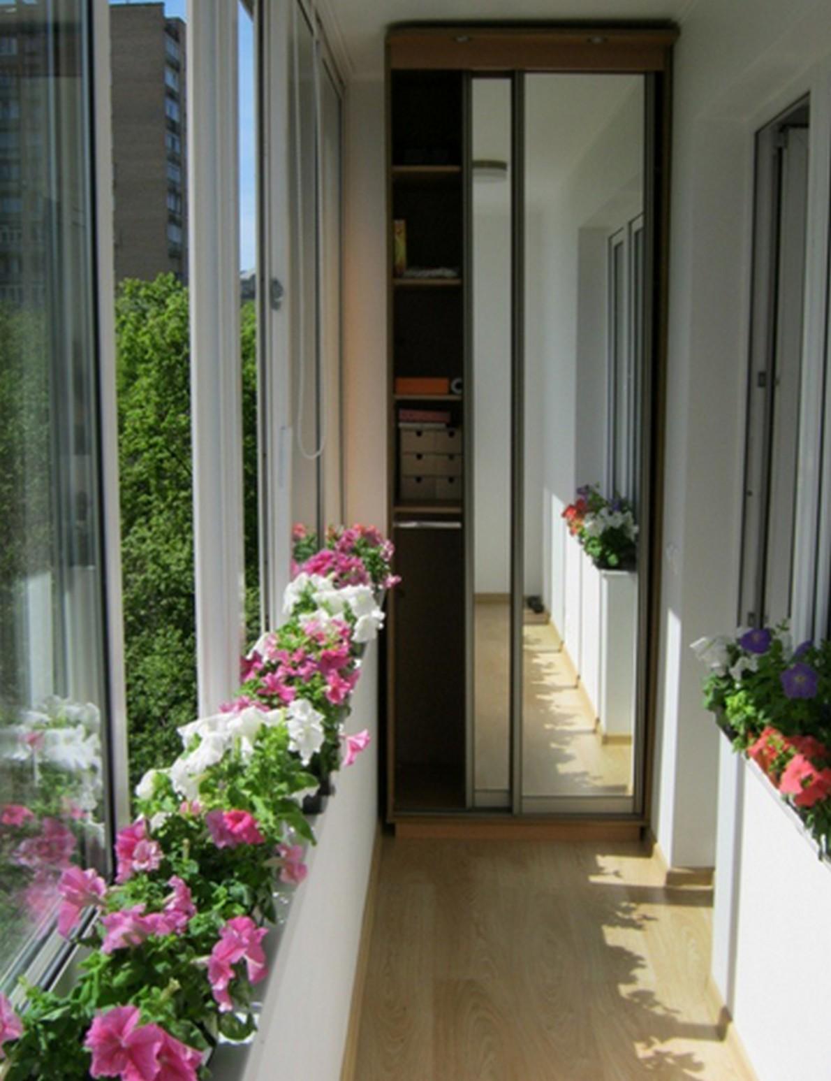 Fiori per decorare il terrazzo