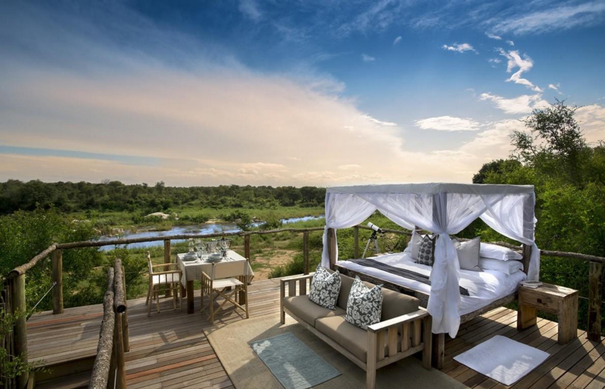 Resort per safari
