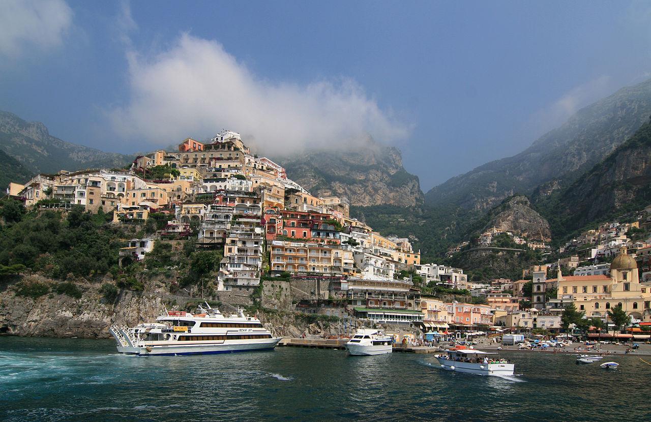 I borghi sul mare più belli d'Italia
