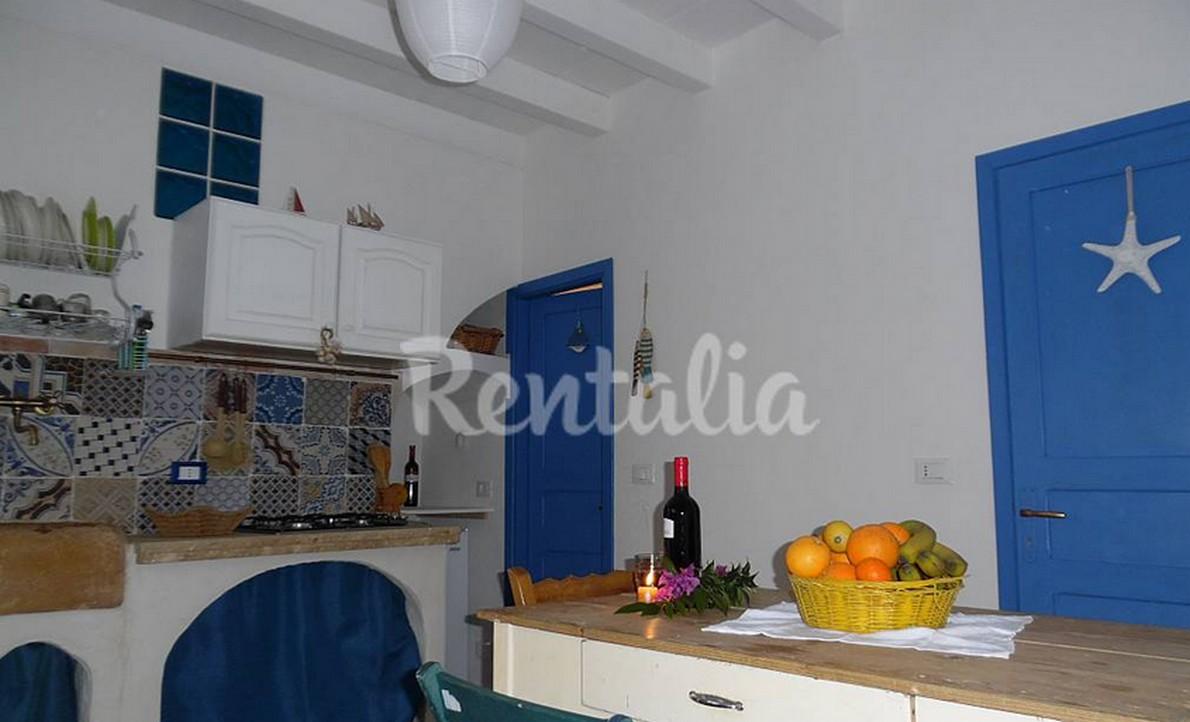 Appartamento in affitto a Scopello