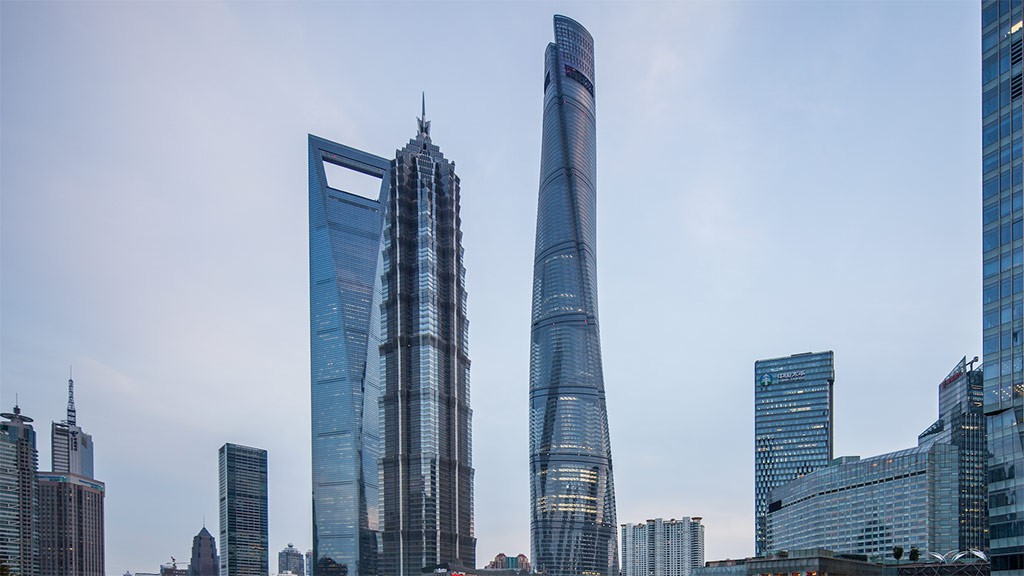 La Shangai Tower