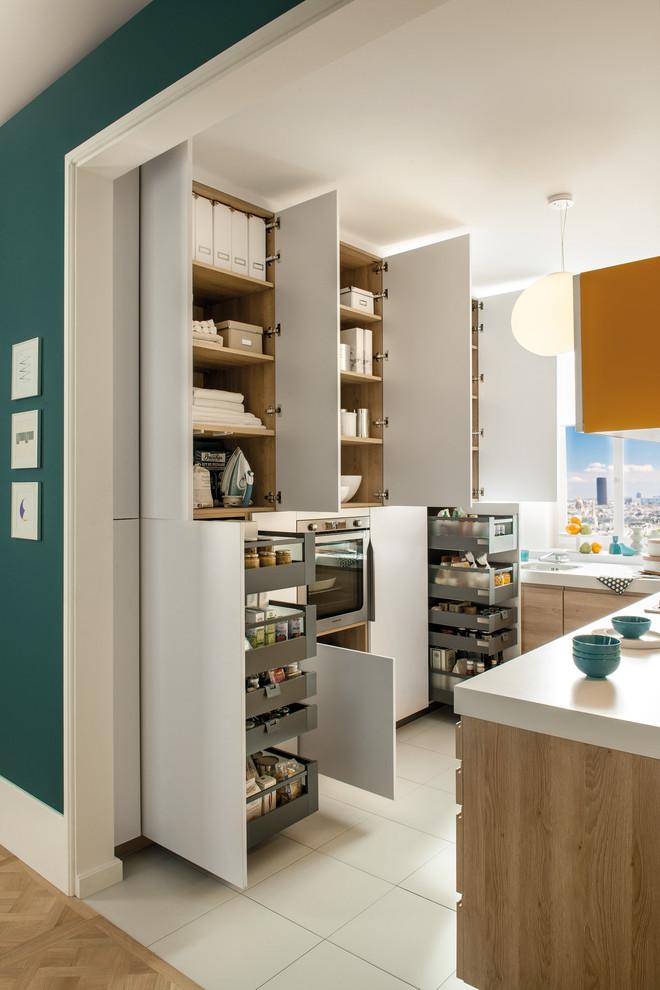 Idee per avere una cucina grande bella e di impatto anche - Schmidt kitchens ...