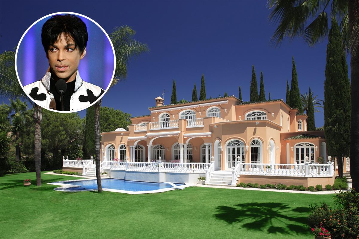 Il paradiso di prince a marbella che in vendita da vent 39 anni fotogallery idealista news - Immobiliare marbella ...