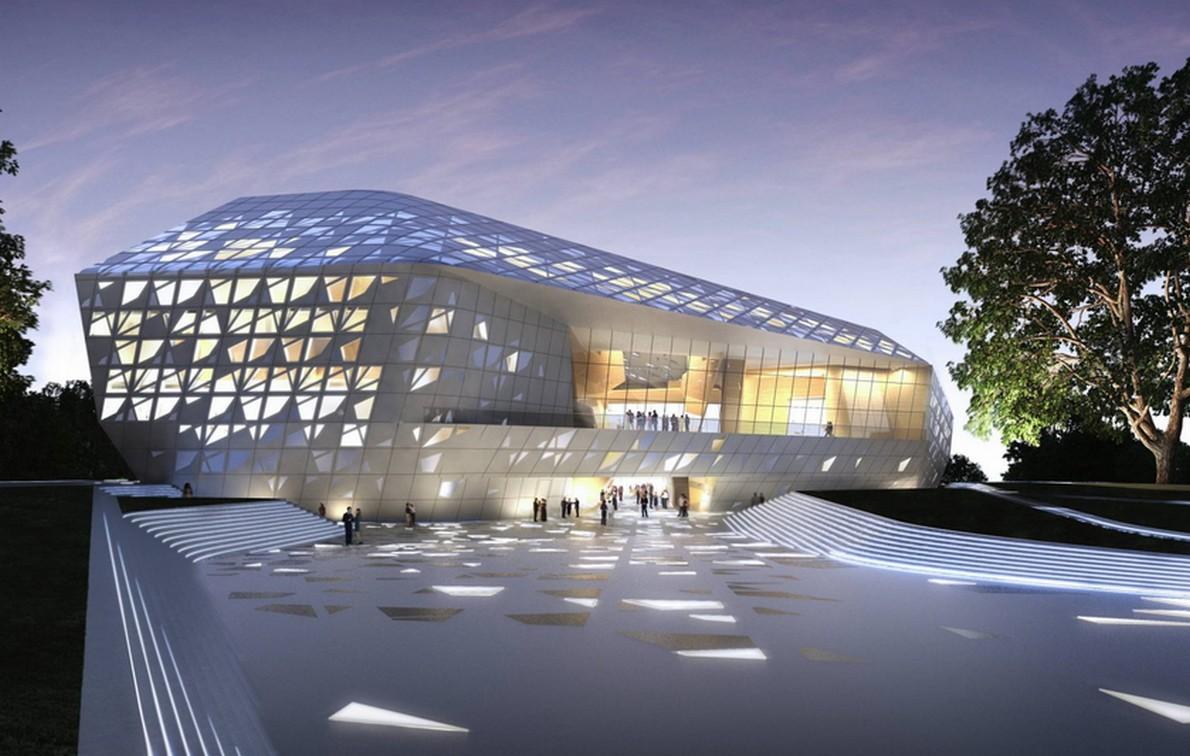 Zaha Hadid Le Opere Pi 249 Importanti Dell Archistar