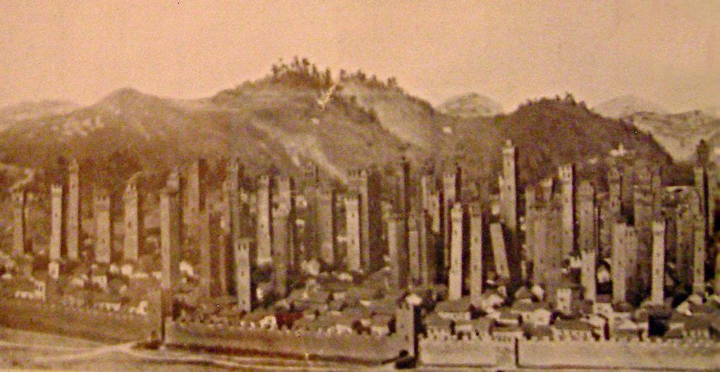 Bologna nel medioevo