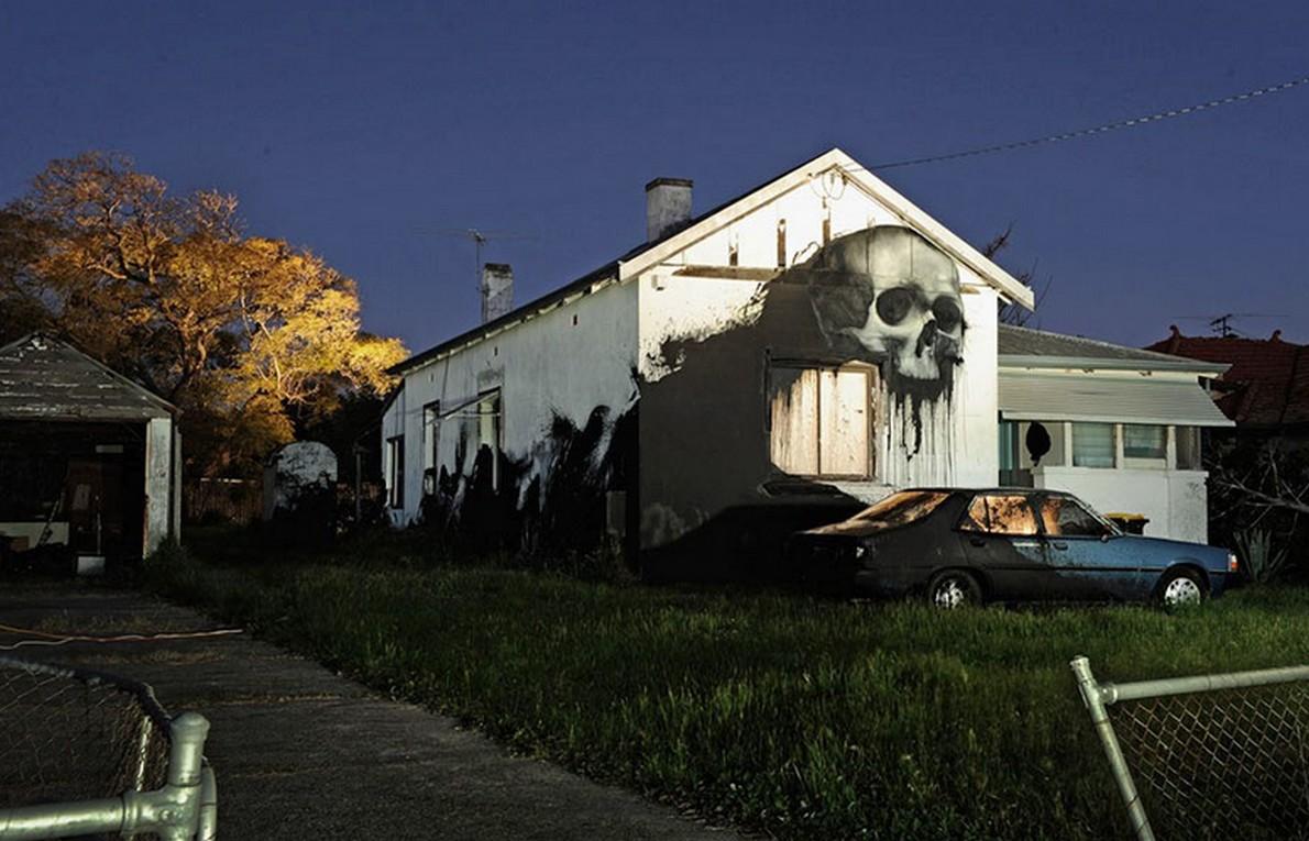 Ecco come si trasformano le case abbandonate in opere d for Case abbandonate italia