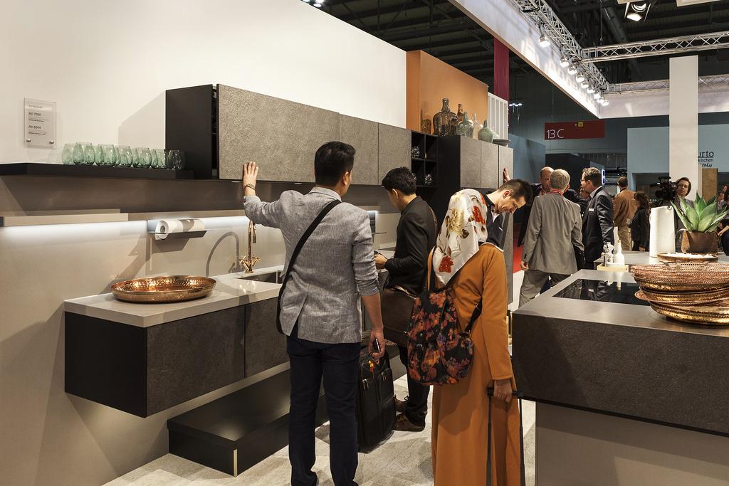 Courtesy Salone del Mobile, Milano, foto di Andrea Mariani