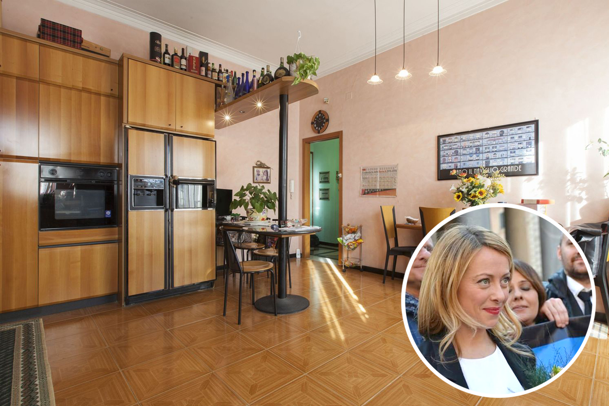 Candidati sindaco roma la sfida di bertolaso meloni e for Nuove case con suite suocera