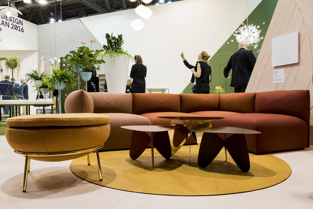 Courtesy Salone del Mobile, Milano, foto di Alessandro Russotti