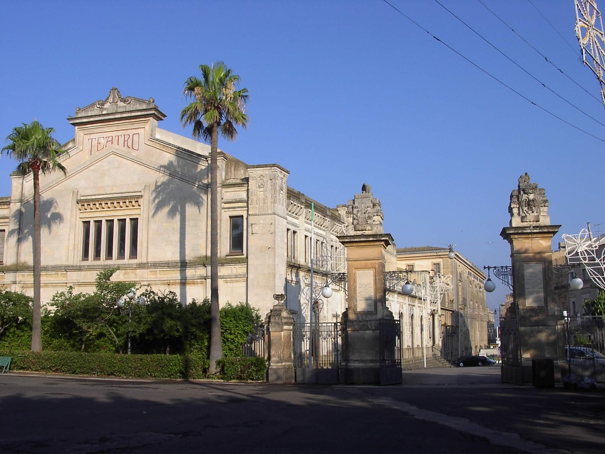 Giardino Pubblico Vittorio Emanuele, Caltagirone (Catania)