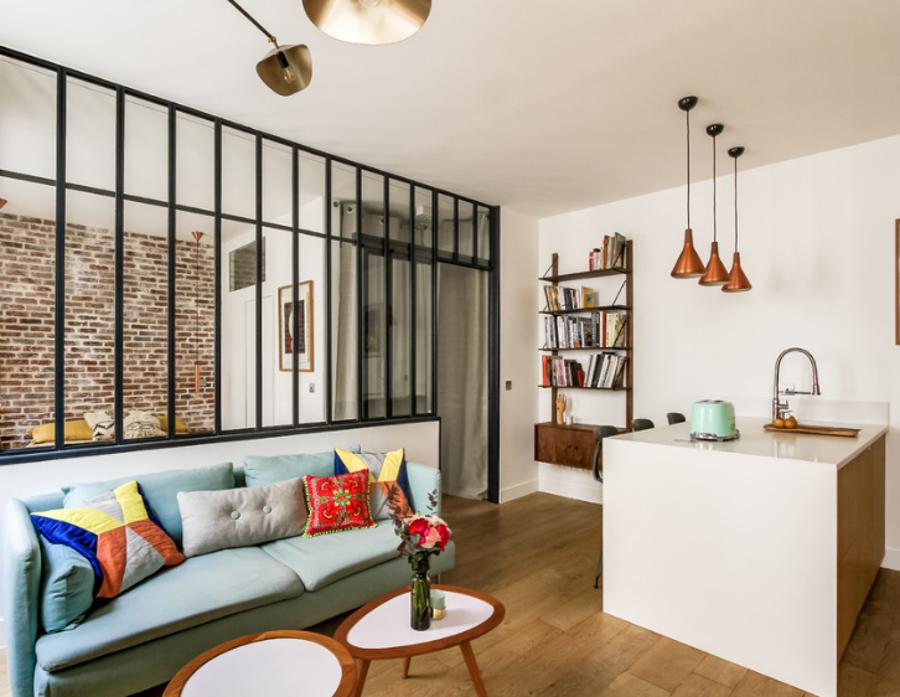 Come sfruttare al meglio gli spazi di un monolocale for Case progettate da architetti