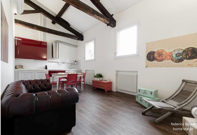 L 39 arte di trasformare un appartamento in una casa vacanze for Trasformare casa