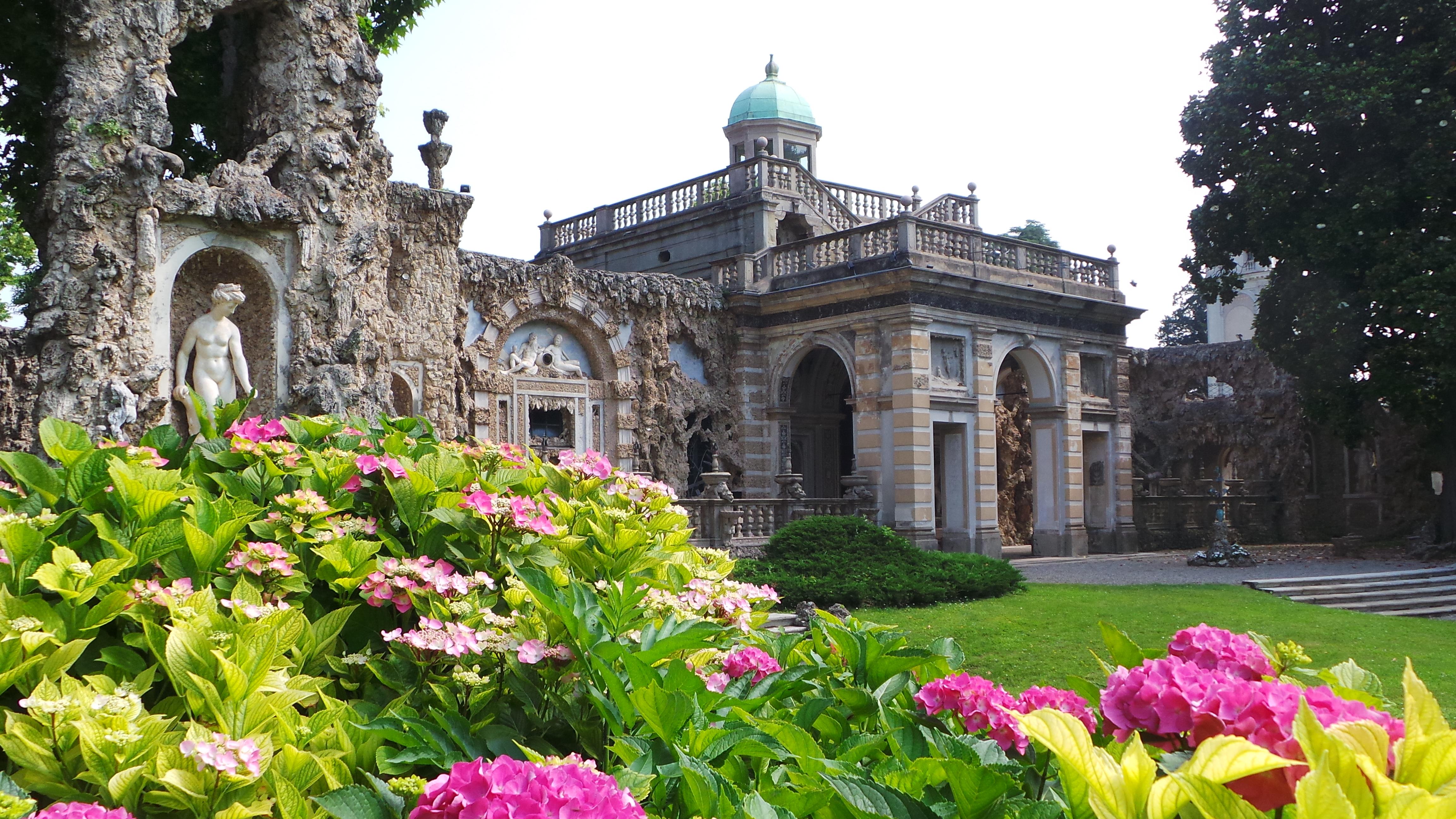I 10 parchi pi belli d 39 italia qual il pi incantevole idealista news - Giardini di bacco caltagirone ...