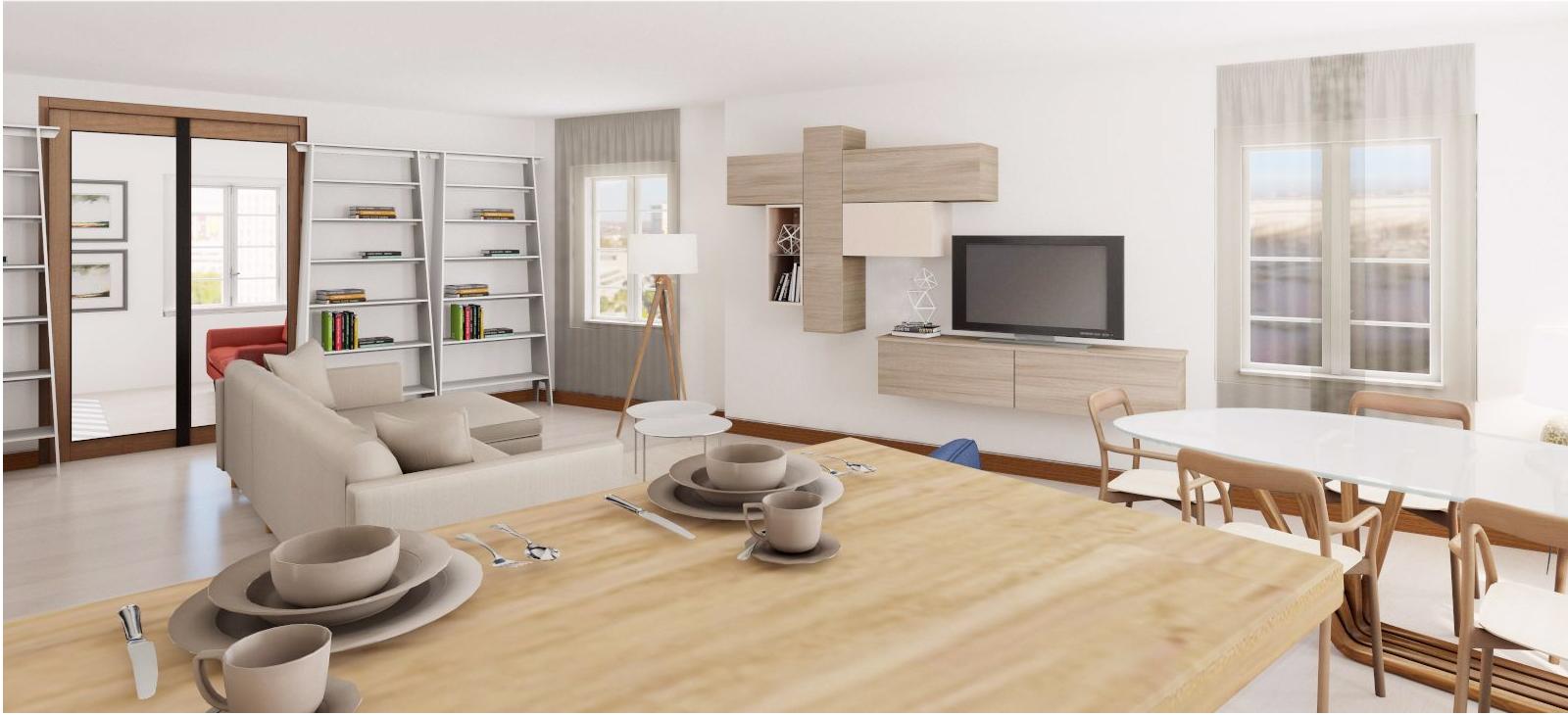 Alcune idee per dividere una casa in pi unit idealista - La casa con le finestre che ridono ...
