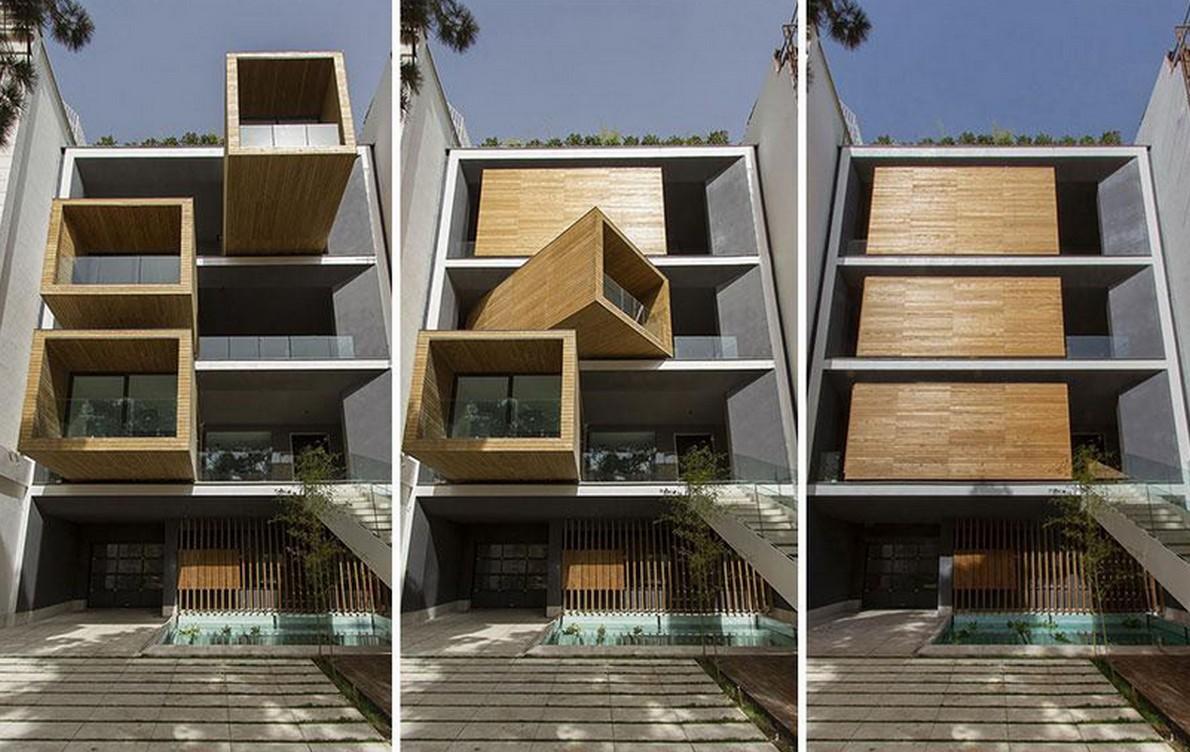 Ecco 10 modi ingegnosi per far sì che una casa si muova (Foto)
