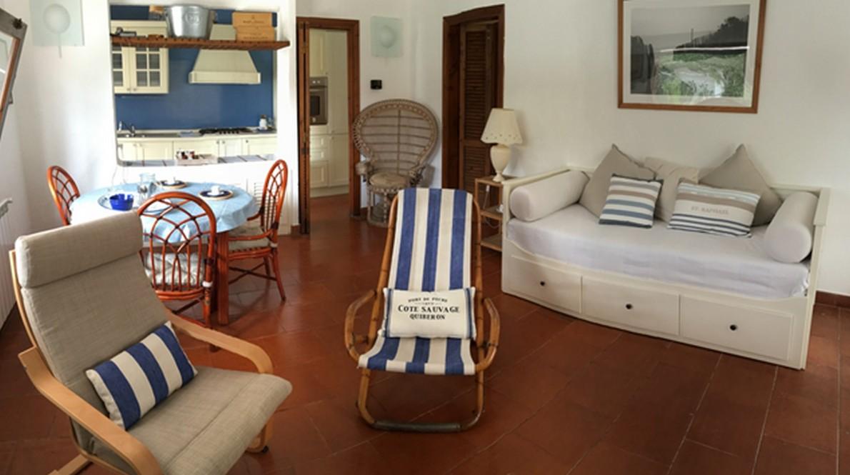 Qualche idea per cambiare l 39 aspetto della casa al mare for Foto della piccola casa