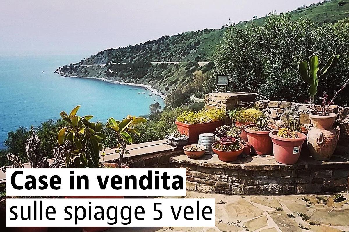 Le 10 villette a 500 metri dal mare pi economiche d for Gli interni delle case piu belle d italia