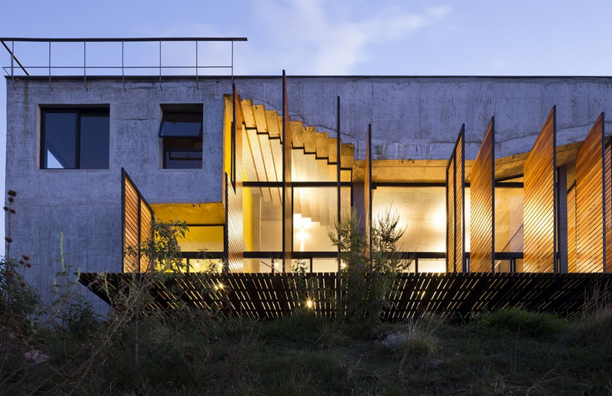 La bellezza onirica di una casa che sembra uscita da un sogno (Fotogallery)