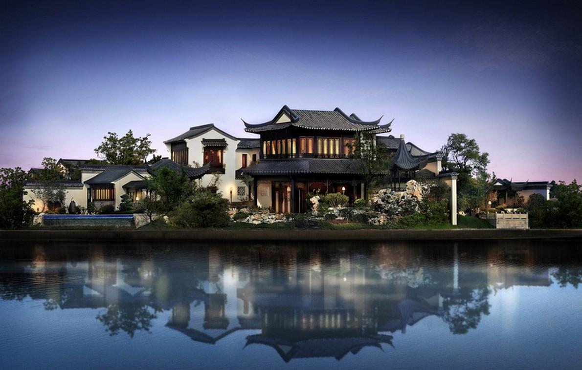 La casa più cara della Cina è un palazzo di 32 stanze che costa 140 milioni di euro