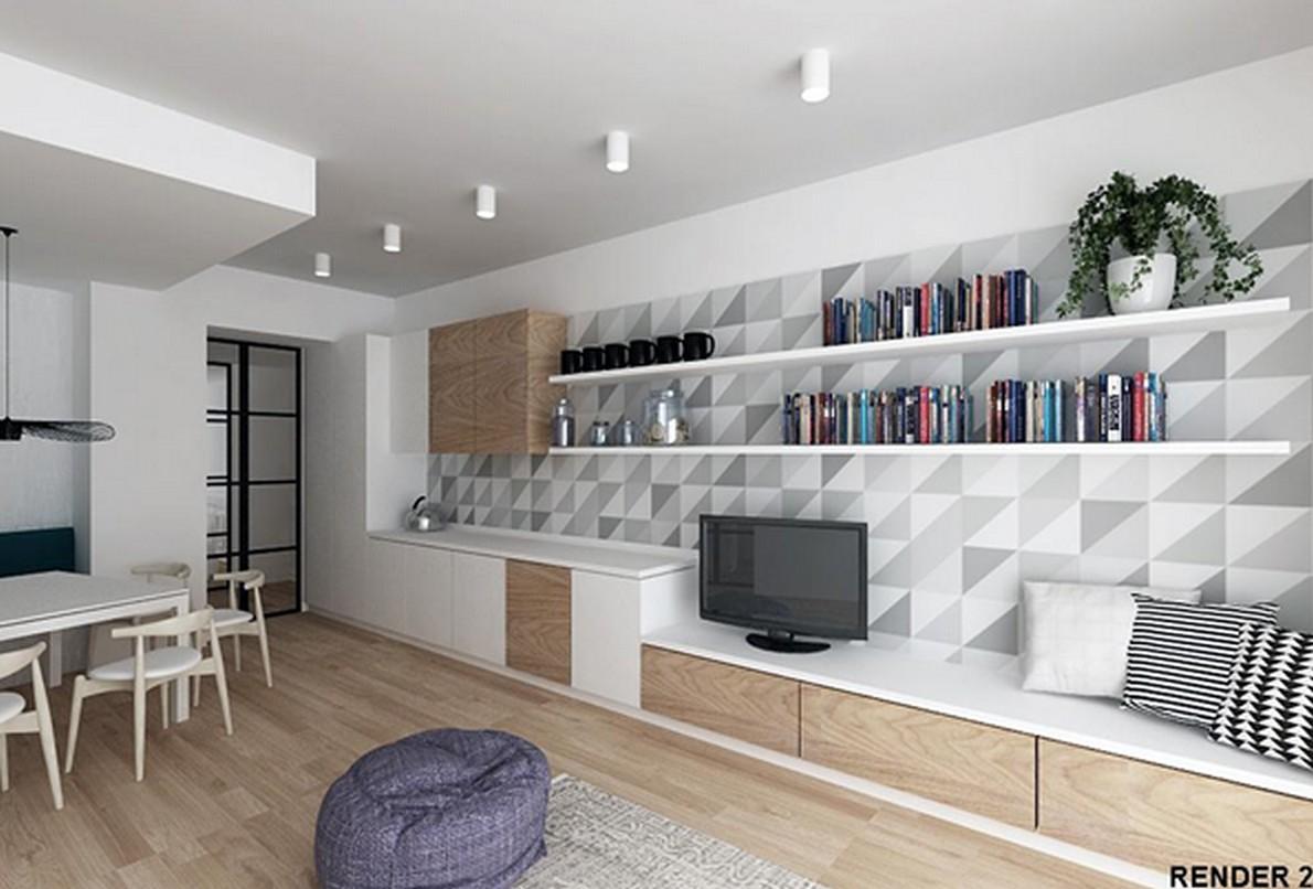 Come valorizzare un appartamento per una famiglia dotato for Progetti 3d