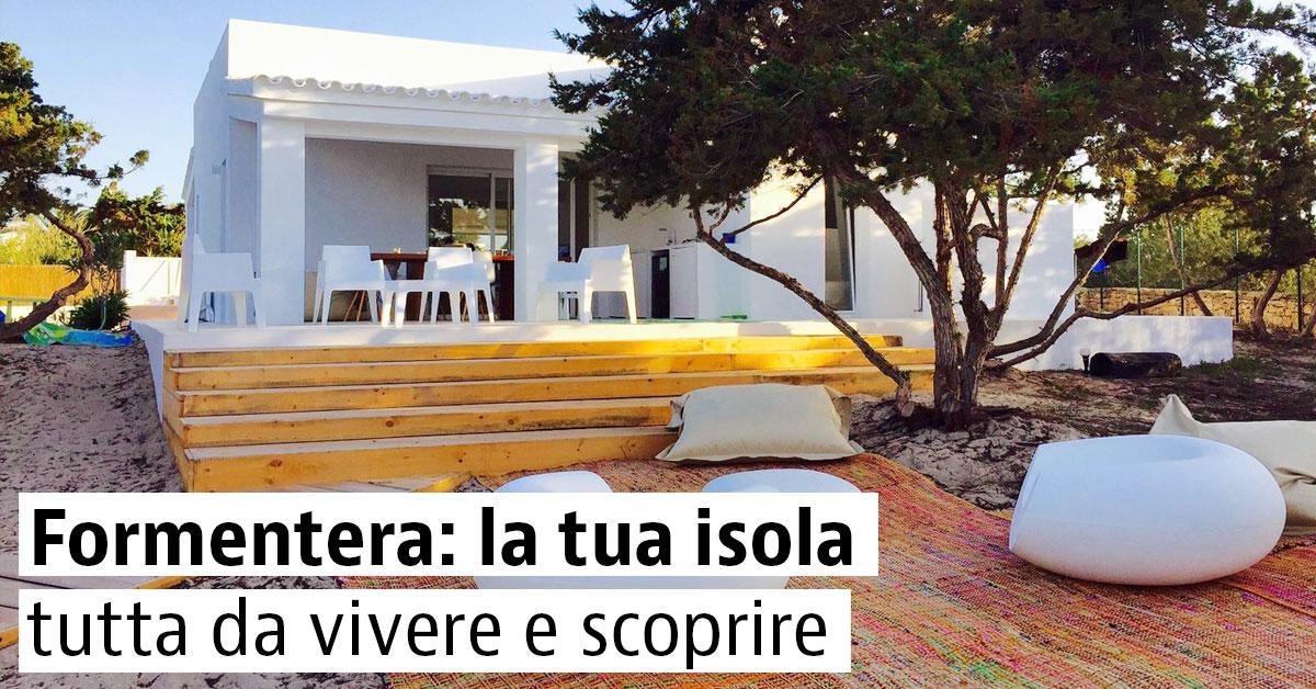 Case in vendita a Formentera