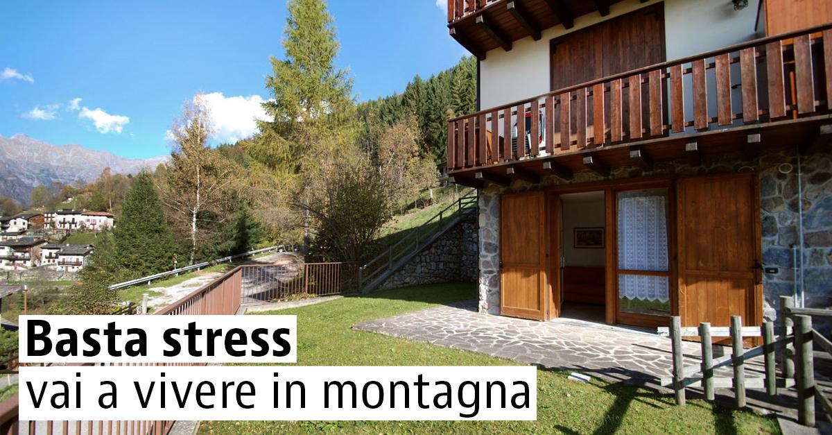 25 case di montagna pi economiche in vendita idealista news for Case di design in vendita