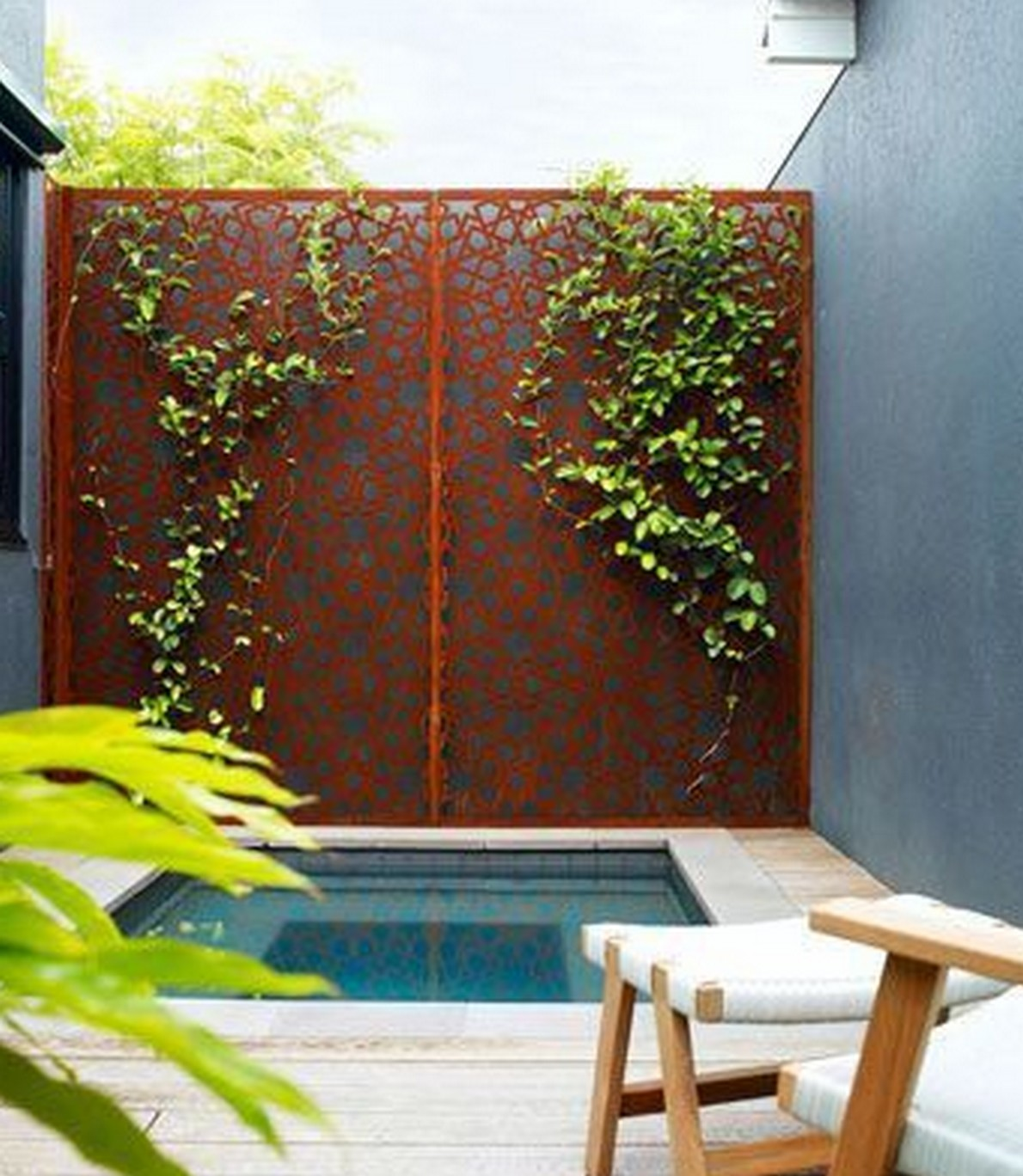 20 spectacular mini pools here is like having a small for Mini piscine