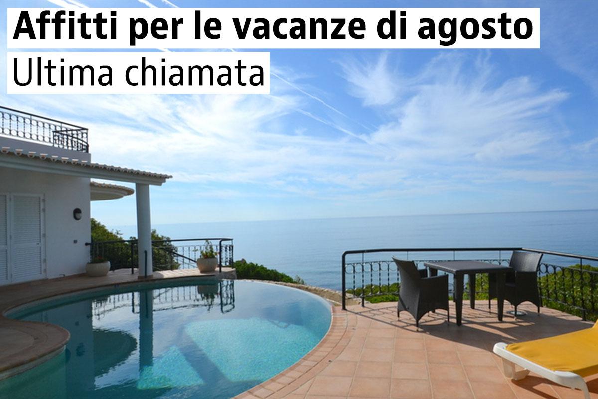 Villa in affitto per le vacanze a Albufeira (Algarve-Faro)
