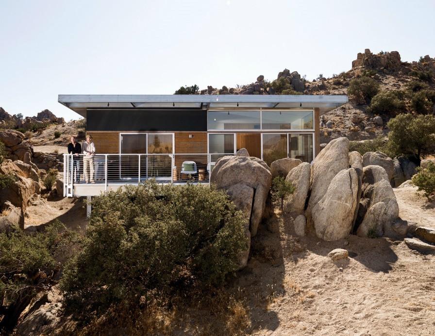 Blue Sky prototype house. o2 Architecture
