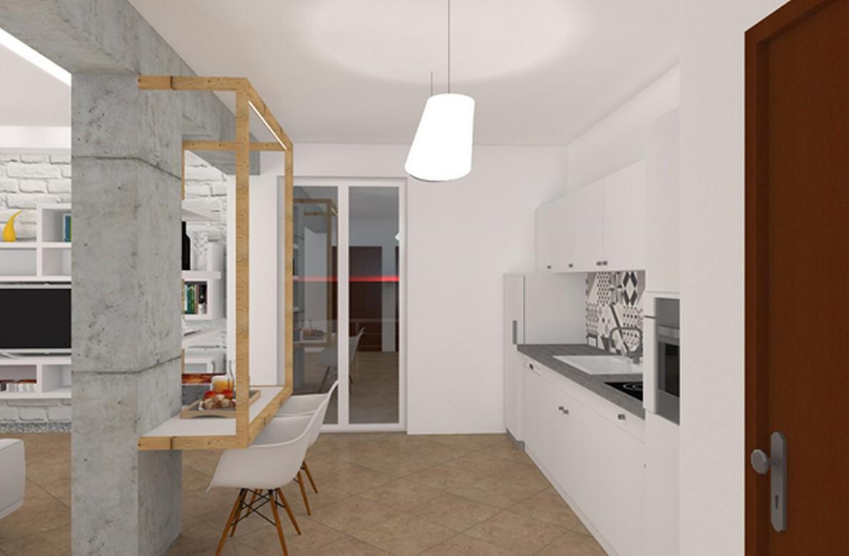 """Idee Per Nicchie Nel Muro parola d'ordine """"open space"""", alcune interessanti idee per"""