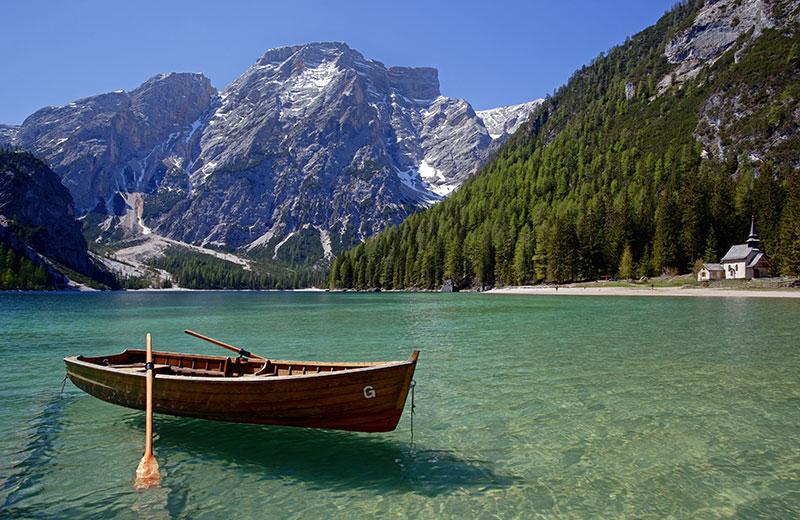 Il lago di Braies / valpusteria.com