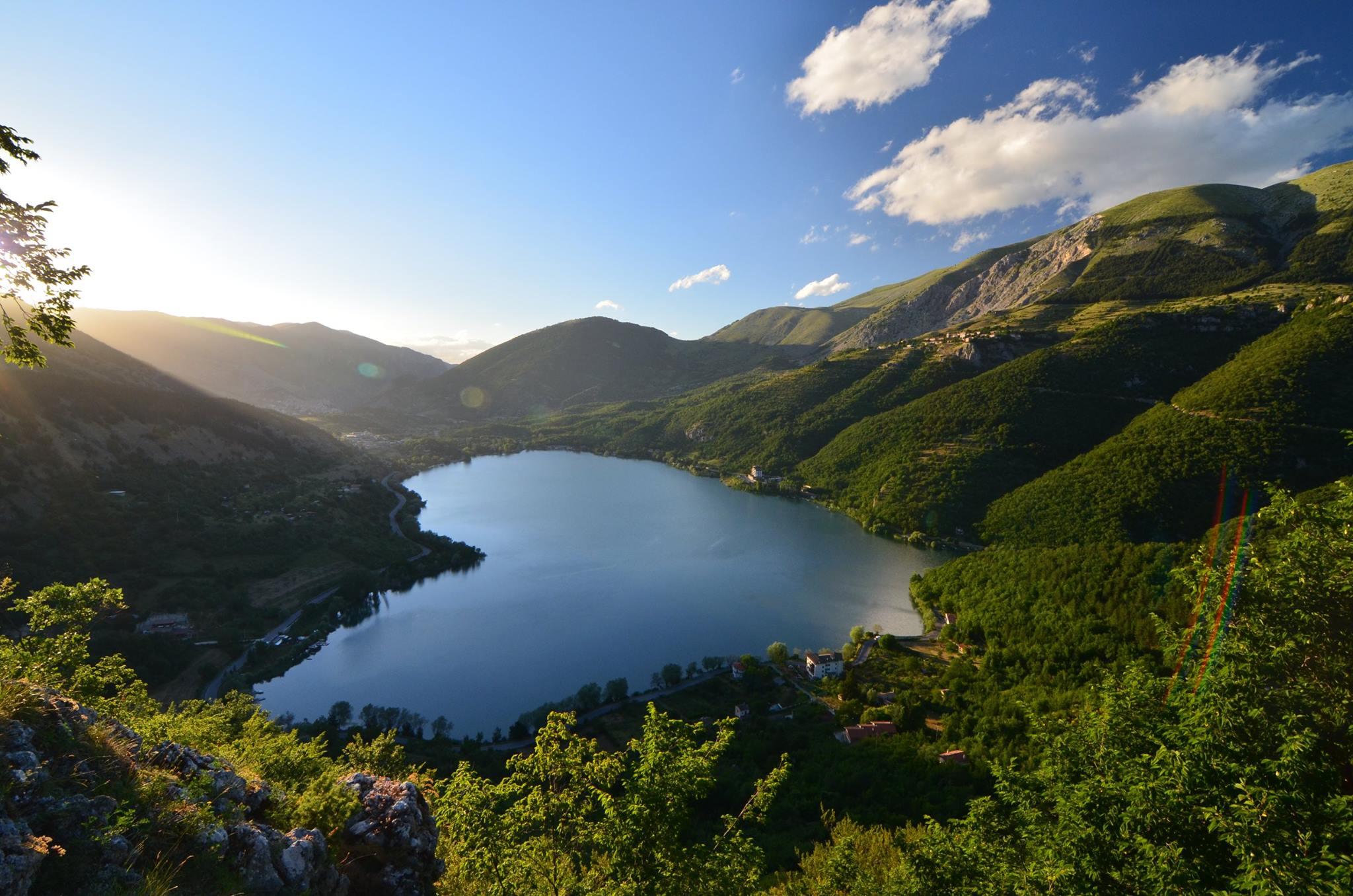 Il lago di Scanno / visitarescanno.it