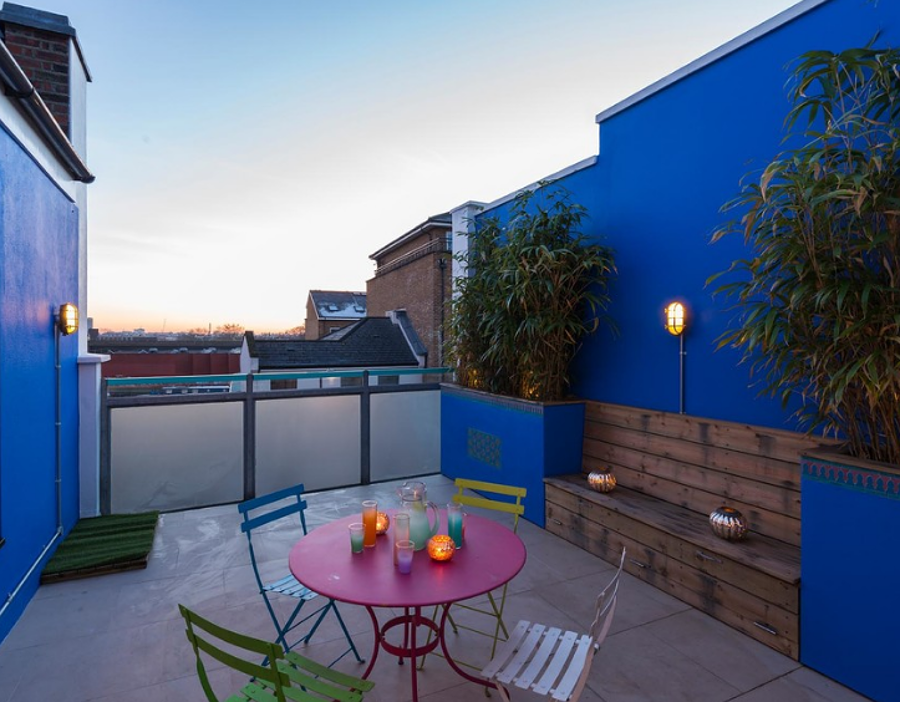 Come arredare il terrazzo per dargli vita e colore - Arredo terrazzo design ...