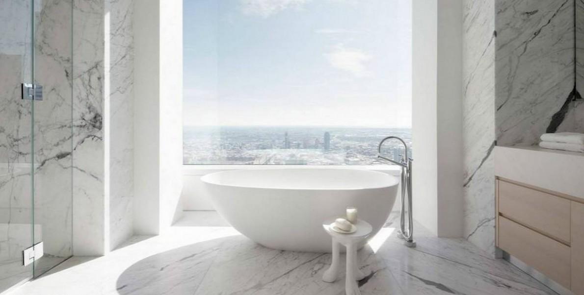 Vasca Da Bagno Eng : Ecco 20 vasche da bagno con vista per rilassarsi godendo del