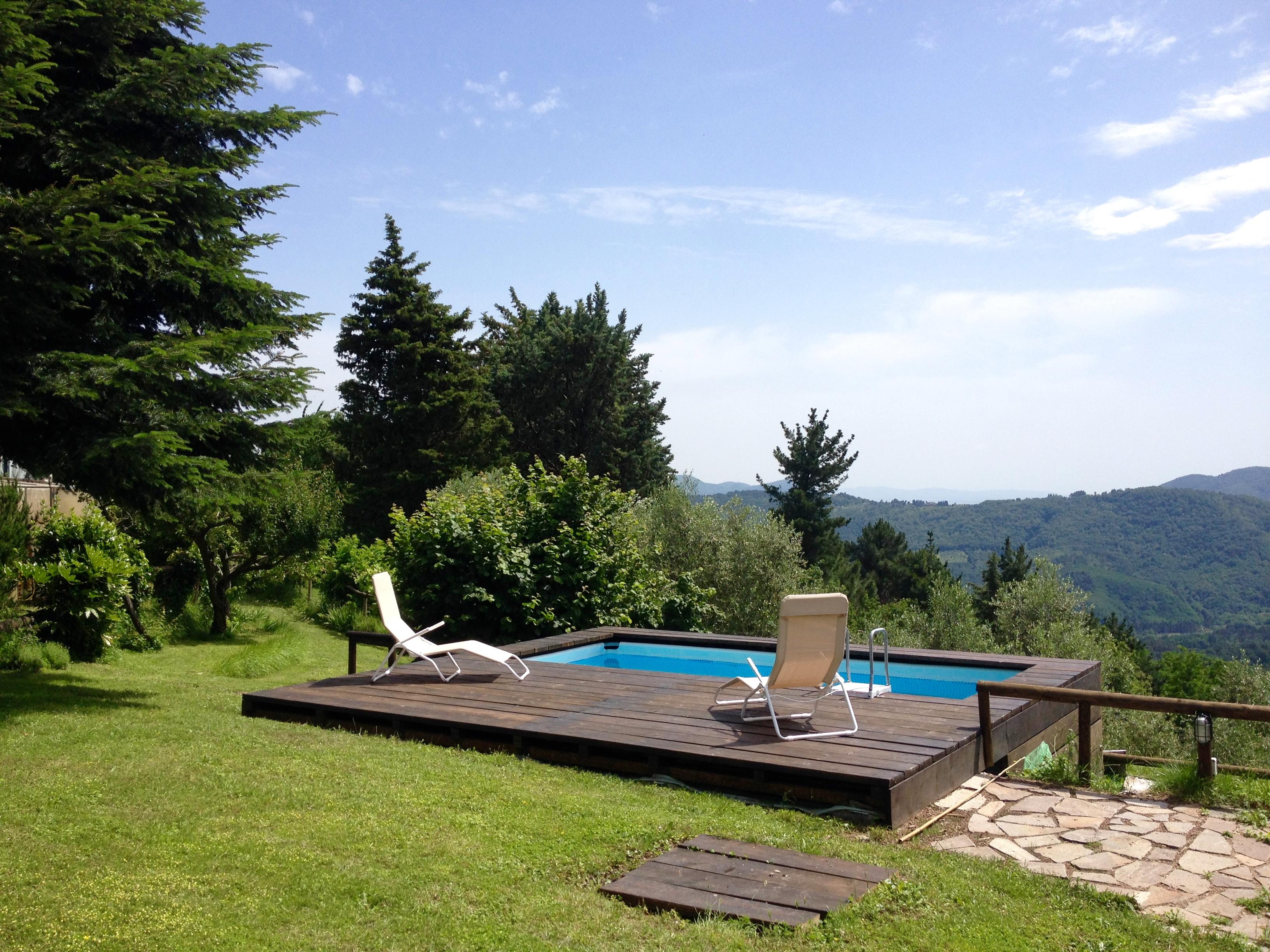 Case vacanze con vista sulle montagne idealista news - Hotel in montagna con piscina ...