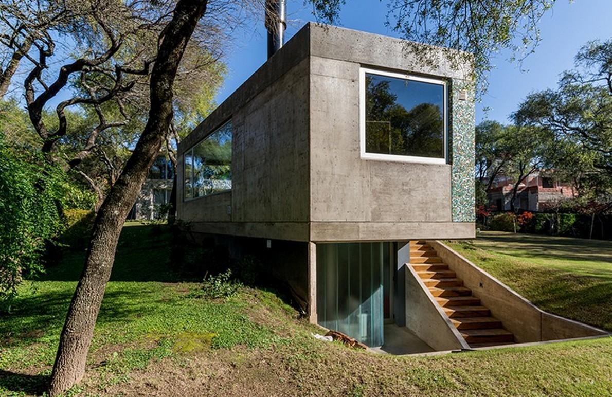 Casa del Bosque (Cordoba, Argentina)